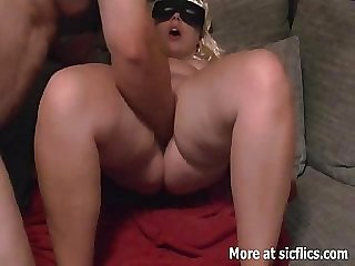 Horny wife loves deep fisting penetrations